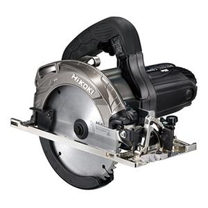 日立工機(HiKOKI) 100V 165mm深切丸のこ C6MBYA2(SGB)(B:ストロングブラック) フッ素ベース仕様 LEDライト・スーパーチップソー(ブラック)付
