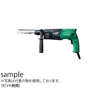 日立工機(HiKOKI) 100V ロータリハンマドリル DH24PG SDSプラスシャンク2モード切替/ケース付(ビット別売)