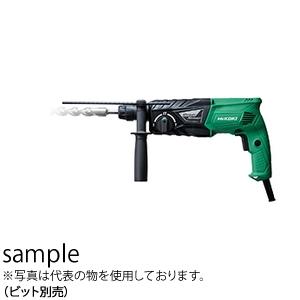 日立工機(HiKOKI) 100V ロータリハンマドリル DH24PH SDSプラスシャンク3モード切替/ケース付(ビット別売)