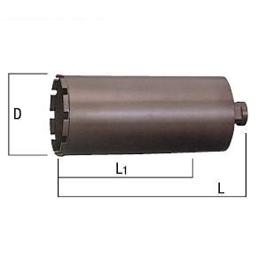 超美品 日立工機(HiKOKI) ダイヤモンドコアビット No.0030-9572 φ106mm×L302:セミプロDIY店ファースト-DIY・工具