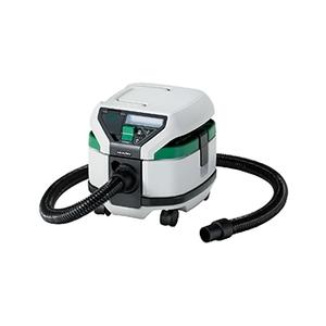日立工機(HiKOKI) 100V 〈乾湿両用〉 電動工具用集じん機 RP80YB 集じん容量8L 3P可倒式プラグ・掃除セット付
