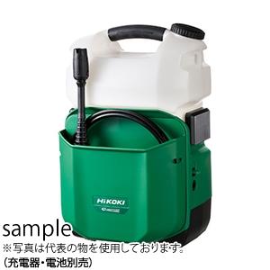 HiKOKI (日立工機) 14.4V タンク式コードレス高圧洗浄機 AW14DBL(NN) 本体のみ (充電器・電池別売) 【在庫有り】【あす楽】