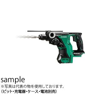 日立工機(HiKOKI) 18V コードレスロータリハンマドリル DH18DBL(NN) 本体のみ(充電器・ケース・電池・ドリルビット別売) SDSプラスシャンク ブラシレスモーター