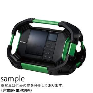 日立工機(HiKOKI) コードレスラジオ UR18DSDL(NN)本体のみ (充電器・電池別売)