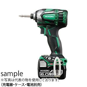 日立工機(HiKOKI) 14.4V コードレスインパクトドライバ WH14DDL2(NN)(L アグレッシブグリーン) 14.4V 本体のみ(充電器・ケース・電池別売) ブラシレスモーター, アシストWeb:b052c3c4 --- officewill.xsrv.jp
