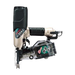 HiKOKI(日立工機) ロール釘打機 NV50AJ ケース付
