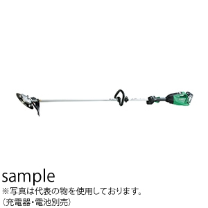 日立工機(HiKOKI) 36V マルチボルト コードレス刈払機 CG36DA(L)(NN) ループハンドル 本体のみ(充電器・電池別売) [代引不可商品], ナチュラルウェルネス:822d3546 --- onlinesoft.jp