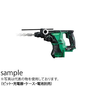 日立工機(HiKOKI) 36V マルチボルト コードレスロータリハンマドリル DH36DPA(NN) 本体のみ(充電器・ケース・電池・ビット別売) ブラシレスモーター