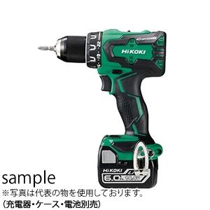 日立工機(HiKOKI) 14.4V コードレスドライバドリル DS14DBSL(NN) ブラシレスモーター 本体のみ(充電器・ケース・電池別売)