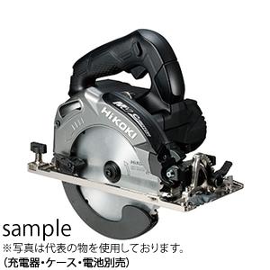 日立工機 36V 165mmコードレス丸のこ C3606DA(NNB) ストロングブラック 本体のみ(充電器・ケース・電池別売) ブラシレスモーター