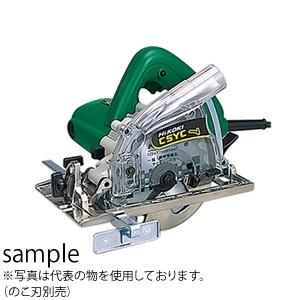 HiKOKI(日立工機) 100V 集じん丸のこ C5YC(NN) ライト不付・のこ刃別売
