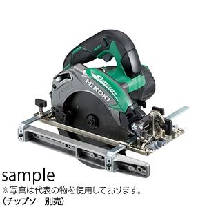 日立工機(HiKOKI) 100V 165mm深切り電子造作丸のこ C6UEY(SN) アグレッシブグリーン チップソー別売 ブラシレスモーター