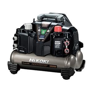 HiKOKI(日立工機) 高圧エアコンプレッサ EC1245H3 セキュリティ機能付 一般圧:0~約0.8MPa/高圧:0~約2.5MPa【在庫有り】【あす楽】
