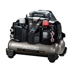 HiKOKI(日立工機) 高圧エアコンプレッサ EC1245H3(TN) セキュリティ機能なし 一般圧:0~約0.8MPa/高圧:0~約2.5MPa【在庫有り】【あす楽】