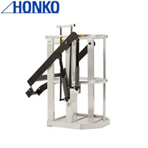 本宏製作所(HONKO) アルミ製クレーン用ゴンドラ F-3000 標準タイプ [大型・重量物] ご購入前確認品