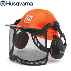 ハスクバーナ ヘルメット ファンクショナル一式 (5764-12401) 【在庫有り】【あす楽】