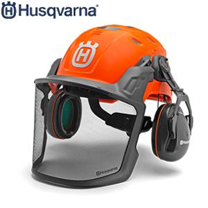 ハスクバーナ ヘルメットテクニカル H300 (5850-58401) 【在庫有り】【あす楽】