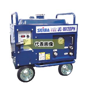 精和産業(セイワ) ガソリンエンジン高圧洗浄機(防音型) JC-1612DPN+(プラス) 本体のみ [配送制限商品]