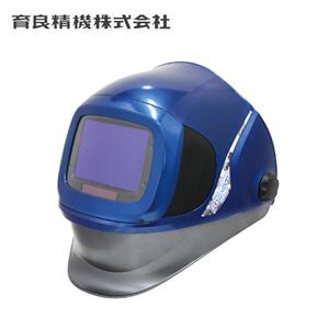 育良精機(イクラ) ISK-RG6SW ラピッドグラス 自動遮光溶接面 遮光濃度 通常時:#3.5/遮光時:#9~13