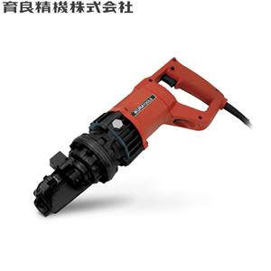 最も  育良精機(イクラ) IS-MC13E AC100V スーパーミニカッター 電動油圧式鉄筋カッター:セミプロDIY店ファースト-DIY・工具