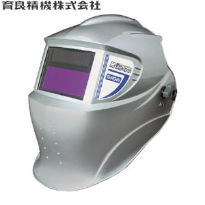 育良精機(イクラ) IS-RG4N ラピッドグラス 自動遮光溶接面 遮光濃度 通常時:#4/遮光時:#9~13