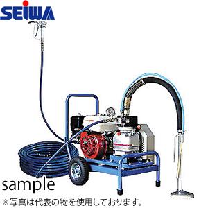 精和産業(セイワ) エンジン型高粘度エアレス(塗装機) スーパー101GE Bセット [配送制限商品]