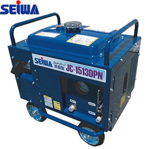 精和産業(セイワ) ガソリンエンジン高圧洗浄機(防音型) JC-1612DPN 本体のみ [配送制限商品]