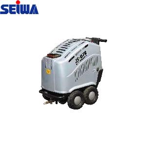 精和産業(セイワ) AC100Vスチーム温水洗浄機 JS-07V ジェットスター 標準セット 自動洗浄ガン・耐熱ホース10m付属 [配送制限商品]