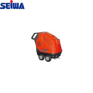 精和産業(セイワ) AC200V温水高圧洗浄機 JS-1515C 標準セット 洗浄ガン・温水洗浄ホース10m付属 [配送制限商品]