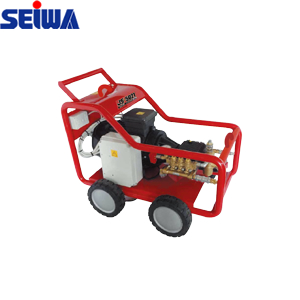 精和産業(セイワ) 200Vモーター型高圧洗浄機 JS-5021 標準セット 洗浄ガン・洗浄ホース10m付属 [受注生産品] [配送制限商品]
