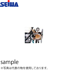 精和産業(セイワ) 高圧洗浄機付属品関連 水道直結ジョイント 1/2×3/8 220373 5mホース付