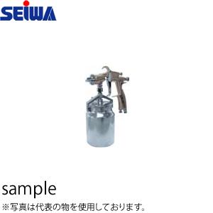 精和産業(セイワ) LV MPスプレーガン エコファインガン EF-200 下カップ(1.4mm) カップ容量:1000ml