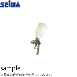 精和産業(セイワ) LV MPスプレーガン エコファインガン EF-400 上カップ(1.3mm) カップ容量:600ml
