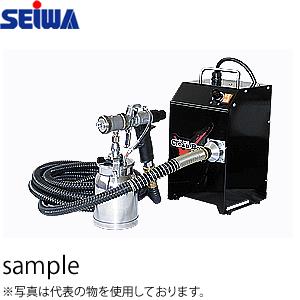 精和産業(セイワ) 中圧温風塗装機器クリーンボーイ CB-400E 電動低圧温風塗装機 純正標準セット ホース10m付