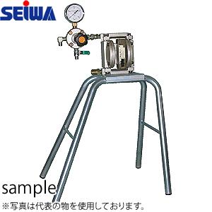 精和産業(セイワ) エアー駆動ダイヤフラムポンプ DP-6S(中型/スタンド型)