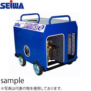 精和産業(セイワ) ガソリンエンジン高圧洗浄機(防音構造型) JC-1516KB 本体のみ [配送制限商品]