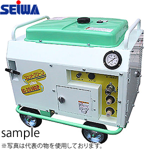 精和産業(セイワ) ガソリンエンジン高圧洗浄機(防音型) JC-2014GP 本体のみ [配送制限商品]