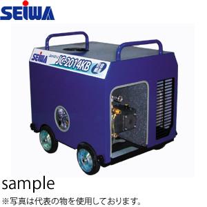 精和産業(セイワ) ガソリンエンジン高圧洗浄機(防音構造型) JC-2014KB 本体のみ [配送制限商品]