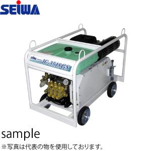 精和産業(セイワ) ガソリンエンジン高圧洗浄機(開放型) JC-3518GS 本体のみ [受注生産品] [配送制限商品]