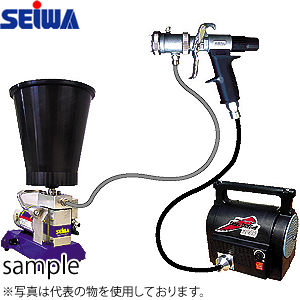 精和産業(セイワ) 電動小型ダイヤフラムポンプ 万能アルバイト君 MH-300 標準セット