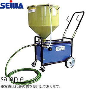 精和産業(セイワ) マルチスプレーヤー ダイヤフラム低圧エアレス(塗装機) MS-8000 ガン・ホースセット [受注生産品] [配送制限商品]