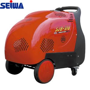 精和産業(セイワ) AC100V高圧洗浄機用温水ボイラー SJB-316 ジェットボイラー 標準セット 中間ホース5m付属 [配送制限商品]