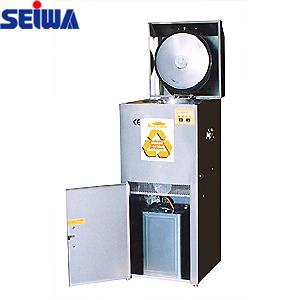 精和産業(セイワ) 廃溶剤再生機 アンコール AC100V URS-500SIJ [配送制限商品]