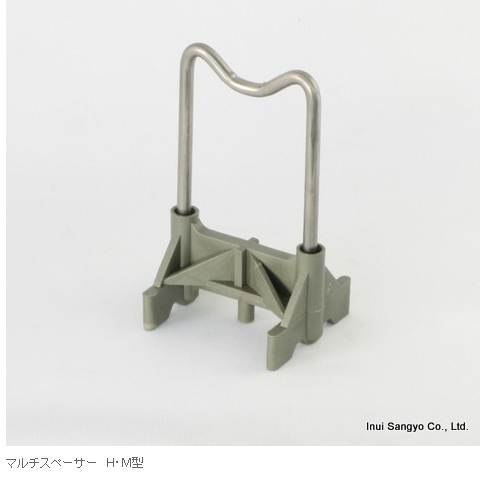 乾産業 マルチスペーサー PH型 PH20 入数:250個