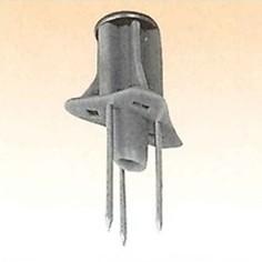 乾産業 テーパー釘抜型断熱 W3/8×80 カラー:選択 入数:200個 [受注生産品]