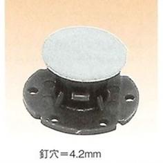 乾産業 オールプラ25 W3/8 カラー:赤 入数:400個