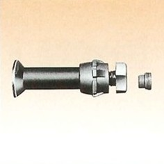 乾産業 足場インサート D型 W1/2×70 入数:100個