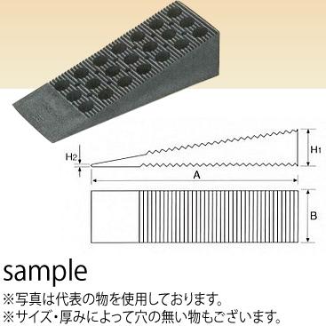 乾産業 プラレベル・クサビ 110mm×40mm-30mm [大箱]入数:400枚