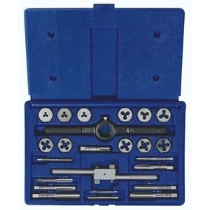 IRWIN タップ ダイスセット 24pc メトリック BSP (26313)
