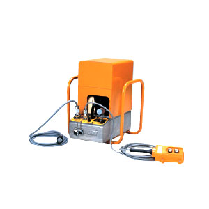 泉精器製作所 R14EA 電動油圧ポンプ リモコン式